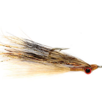 Bonefish Clouser Foxy Red -  image number 0