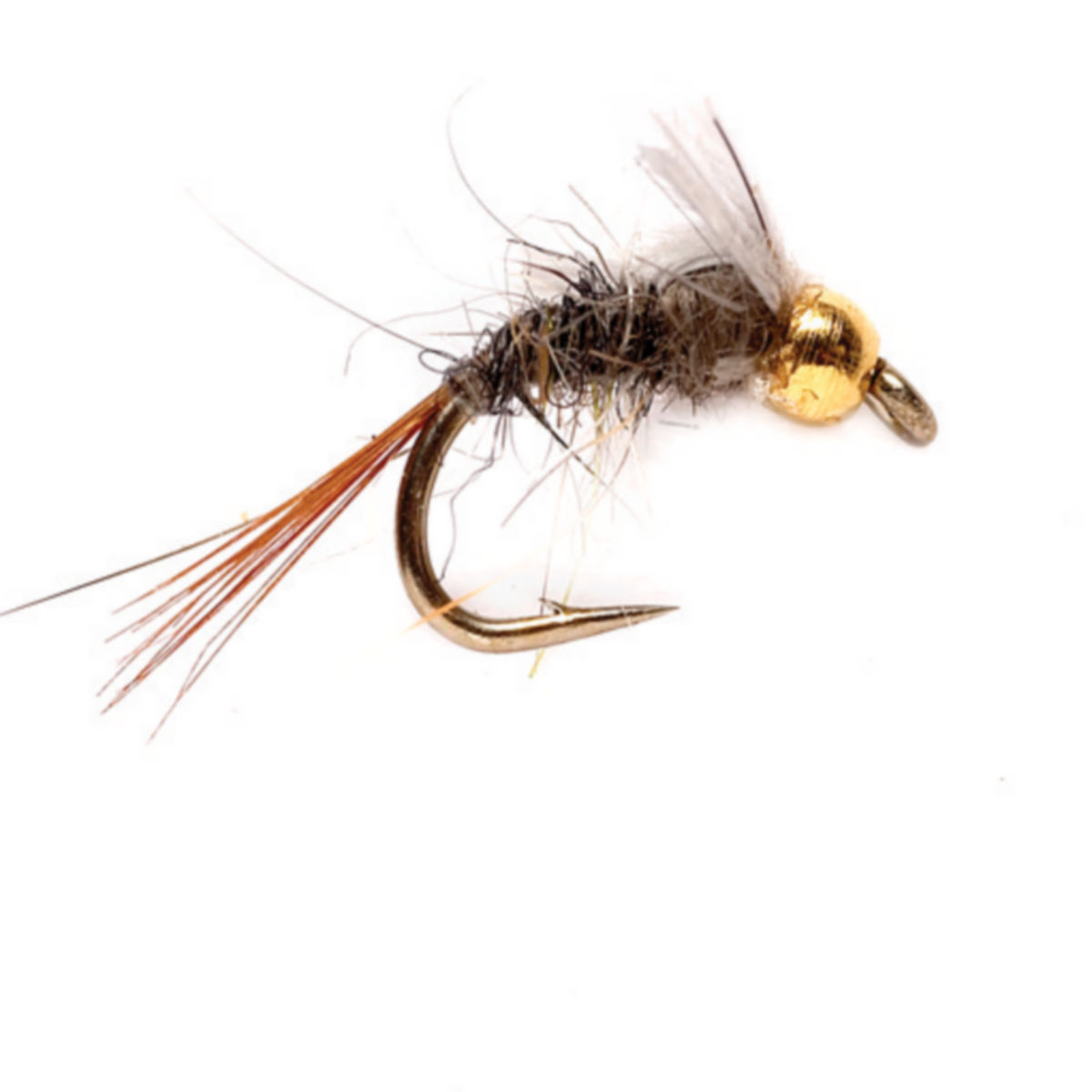 Bead Head Barr Emerger - image number 0