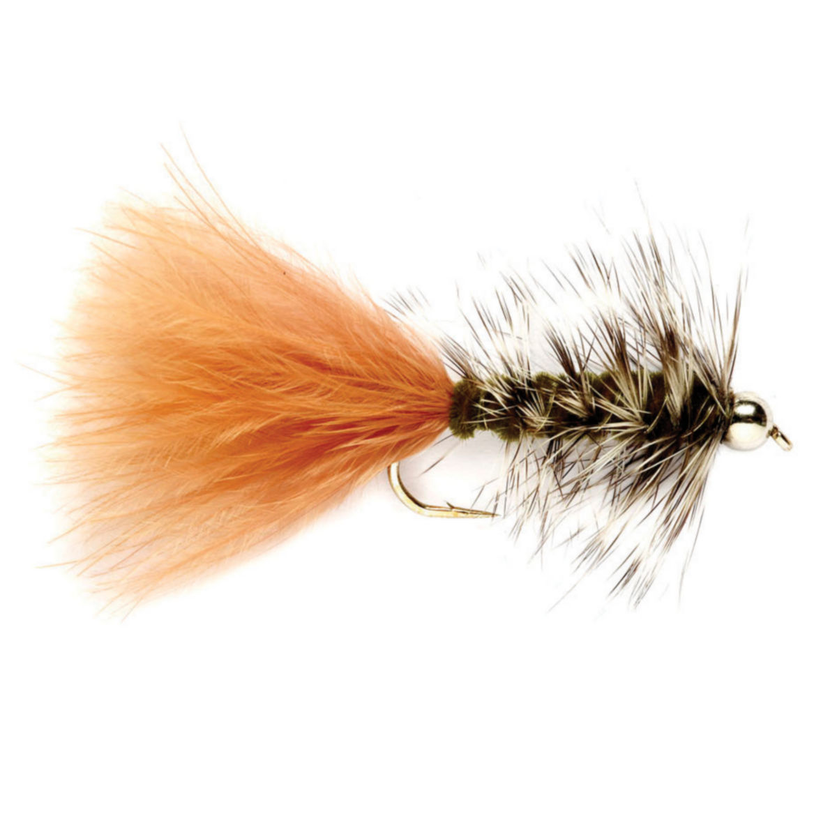 Bead Head Woolly Bugger Streamer - image number 0