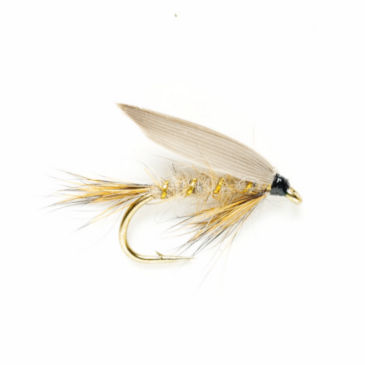 Gold Ribbed Hare's Ear Wet -