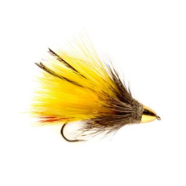 Cone Head Marabou Muddler -