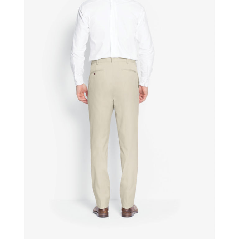 Poplin Expandable Comfort-Waist Pants -  image number 3
