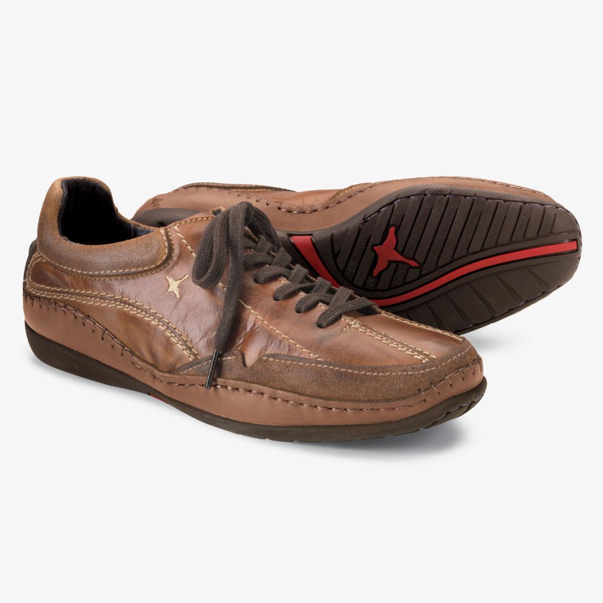 Pikolinos®  Hand-Sewn European Walking Shoe - image number 0