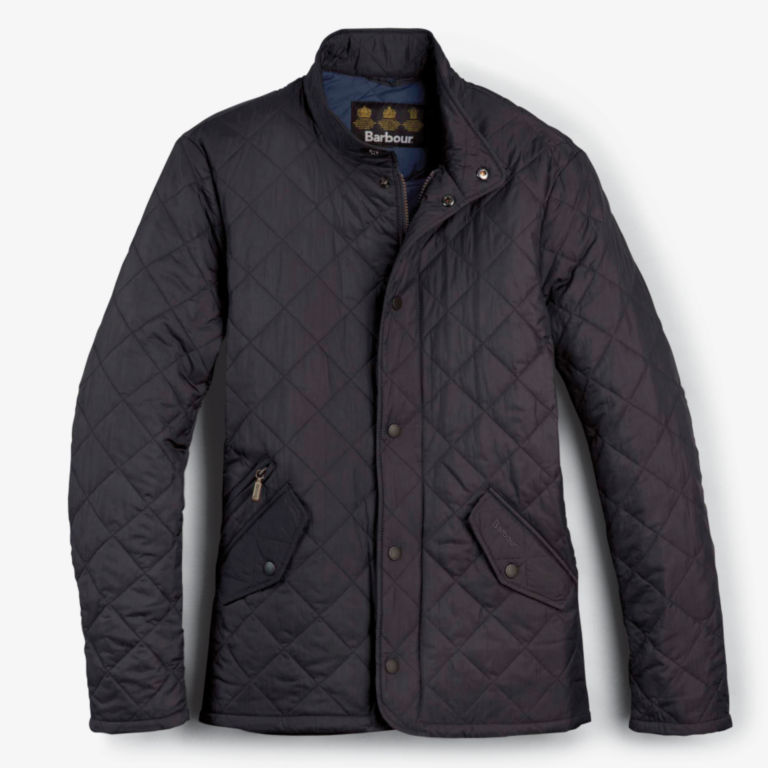 Barbour®  Flyweight Chelsea Quilted Jacket - NAVY image number 0