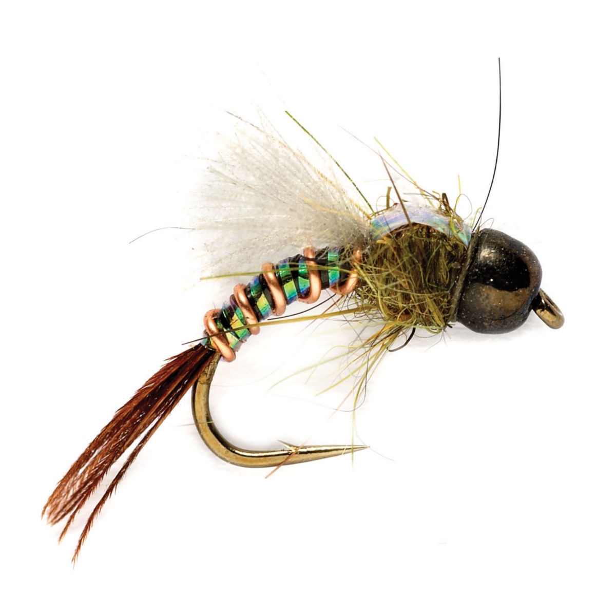Hickey's Tungsten Bead Auto Emerger - image number 0