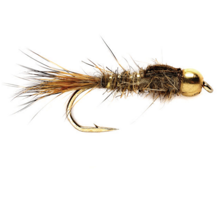 Gold Bead Hare's Ear Nymph -  image number 0