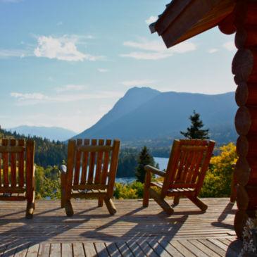 Tsylos Park Lodge, BC -