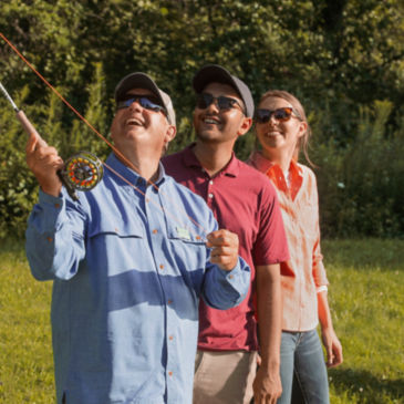 Millbrook, New York Fly-Fishing School -