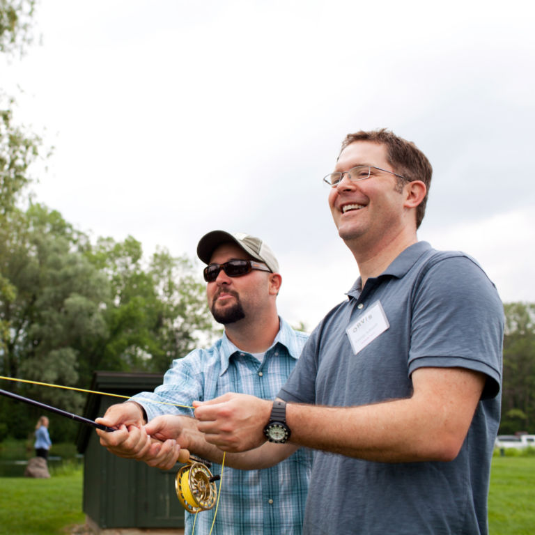 Manchester, Vermont Fly-Fishing School / 1-Day School -  image number 2