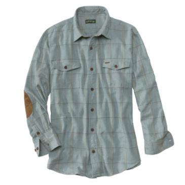 Fairbanks Brushed Herringbone Flannel Shirt -