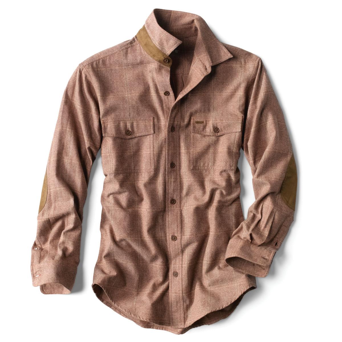 Fairbanks Brushed Herringbone Flannel Shirt - image number 0