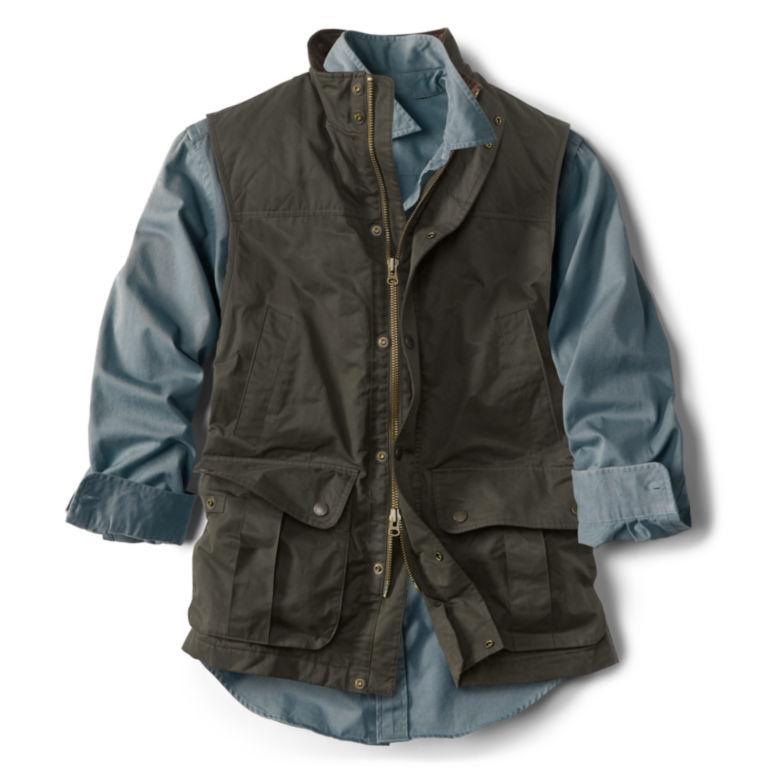 Sandanona Wax Cloth Vest -  image number 2