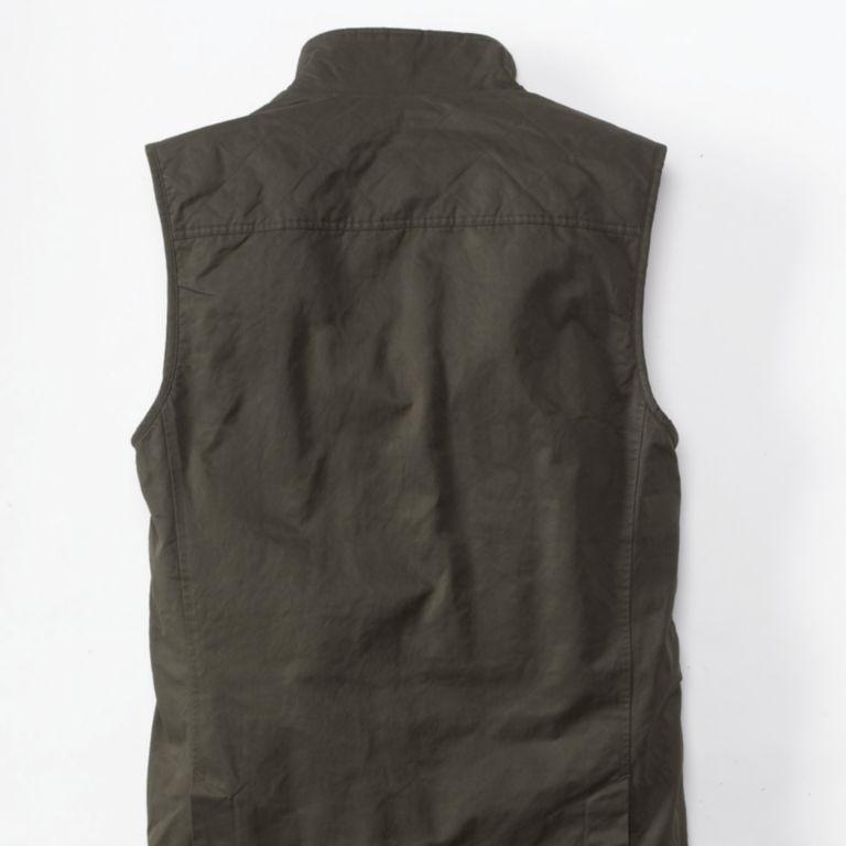 Sandanona Wax Cloth Vest -  image number 1