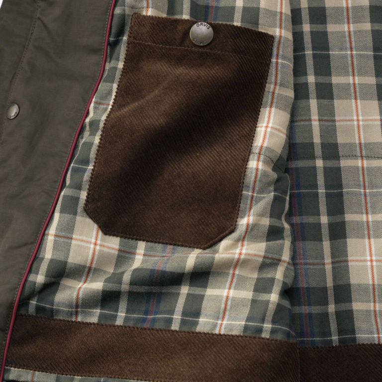 Sandanona Wax Cloth Vest -  image number 3