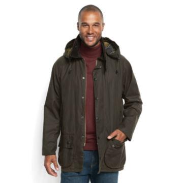 Barbour® Classic Beaufort Jacket - OLIVE image number 1