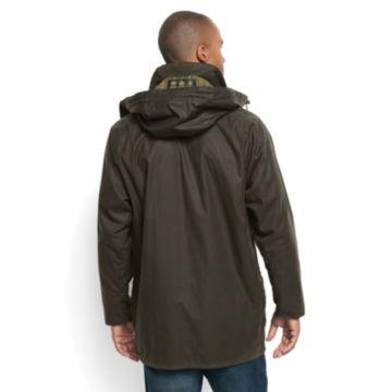 Barbour® Classic Beaufort Jacket - OLIVE image number 3