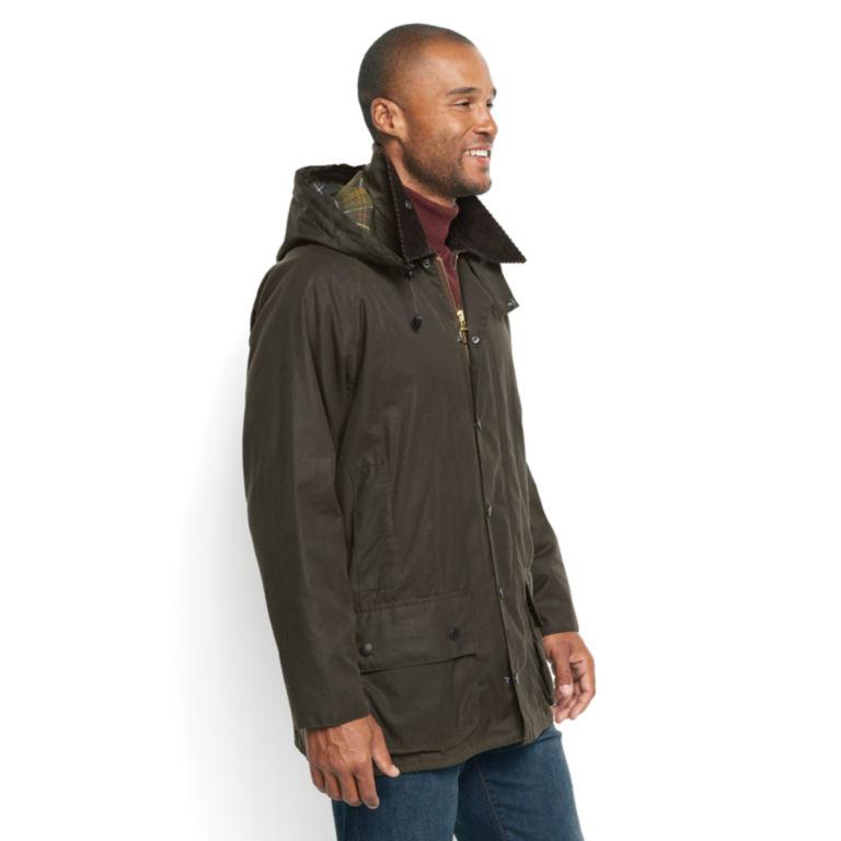 Barbour® Classic Beaufort Jacket - OLIVE image number 2