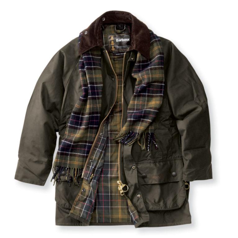 Barbour® Classic Beaufort Jacket - OLIVE image number 4