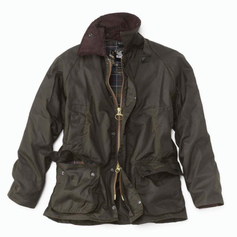 Barbour® Classic Beaufort Jacket - OLIVE image number 0