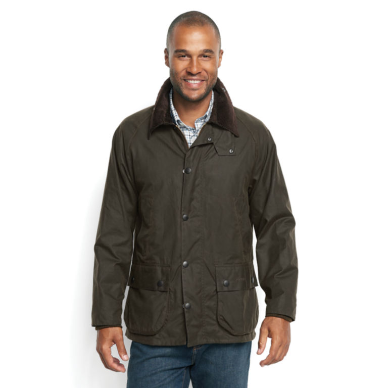 Barbour®  Classic Bedale Jacket - OLIVE image number 1