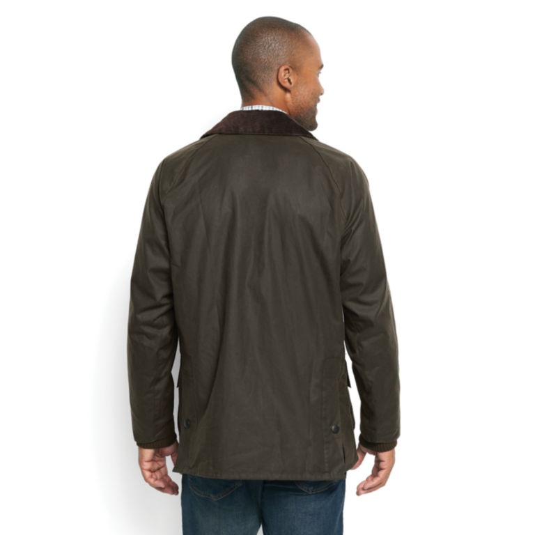 Barbour®  Classic Bedale Jacket - OLIVE image number 3