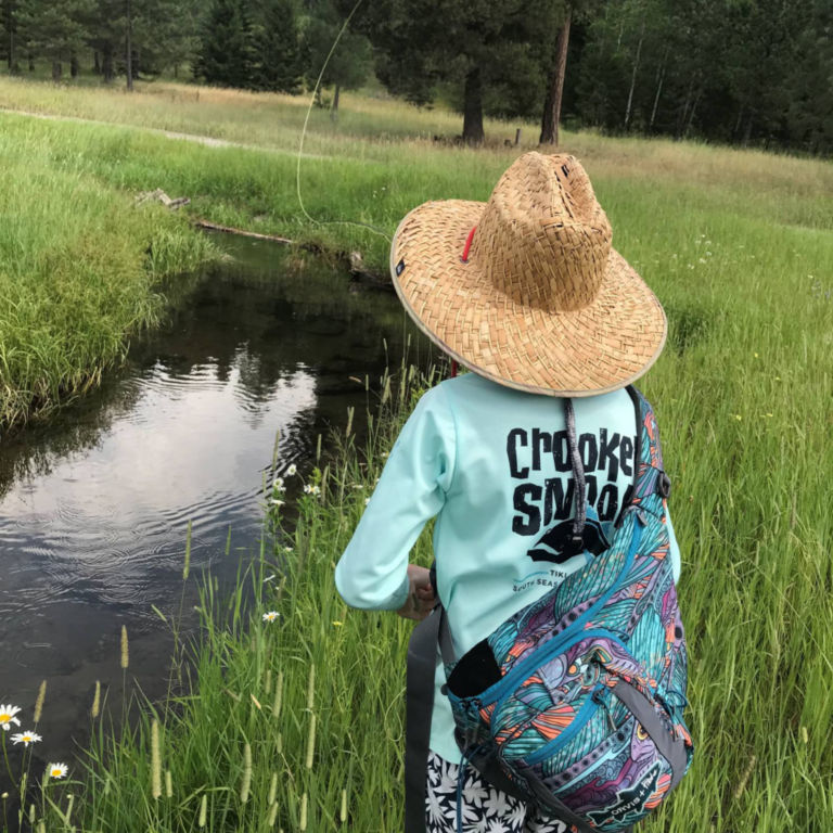 PRO Outfitters' Fly Fishing Camp for Kids -  image number 1