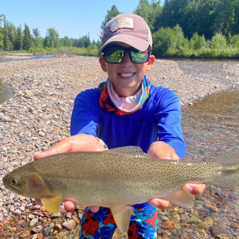 PRO Outfitters' Fly Fishing Camp for Kids -  image number 0