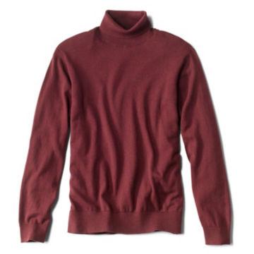Cotton/Silk/Cashmere Turtleneck -  image number 0