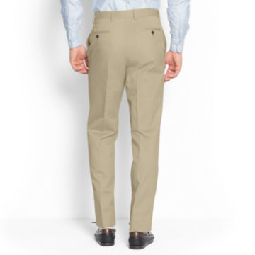 Ultimate Khakis Trim Fit - Plain Front -  image number 3