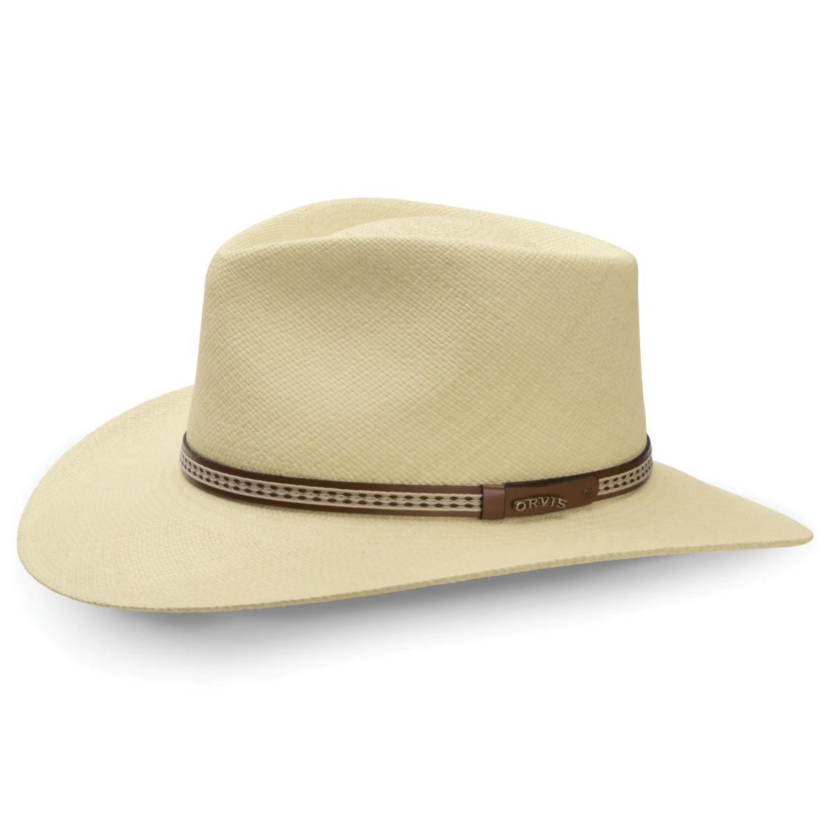 Walnut Creek Genuine Panama Hat - NATURALimage number 0