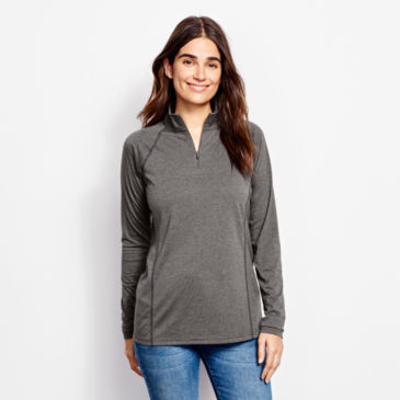 Women's drirelease®  Long-Sleeved Quarter-Zip Tee -