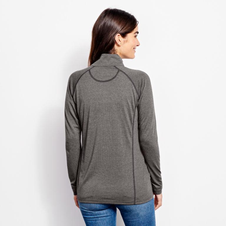 Women's drirelease®  Long-Sleeved Quarter-Zip Tee -  image number 3