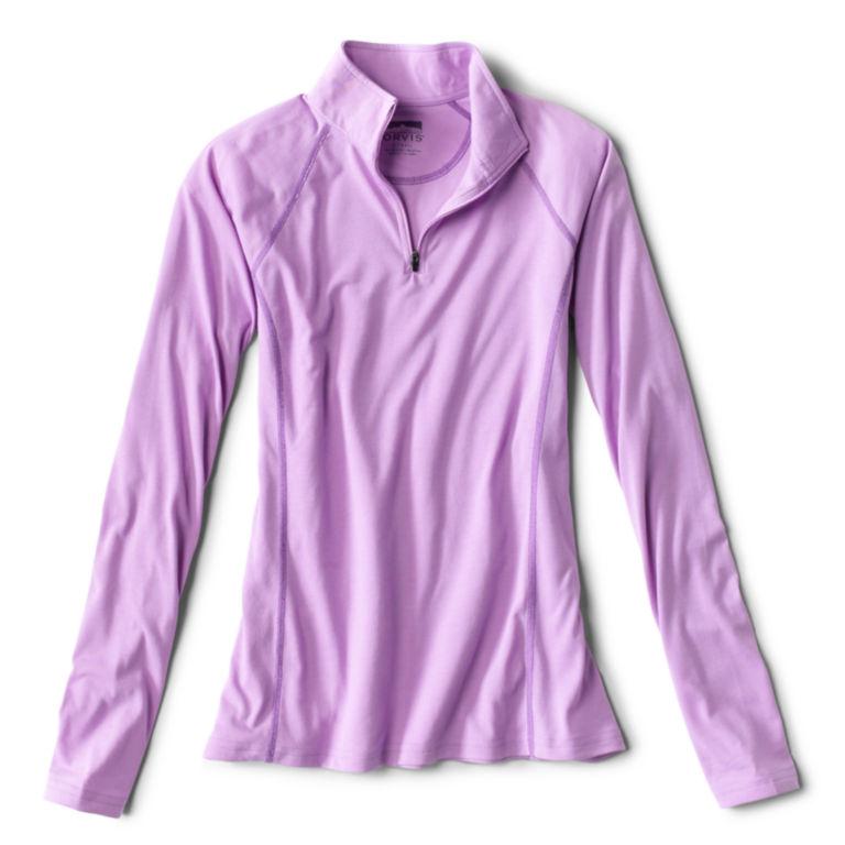 Women's drirelease®  Long-Sleeved Quarter-Zip Tee -  image number 0