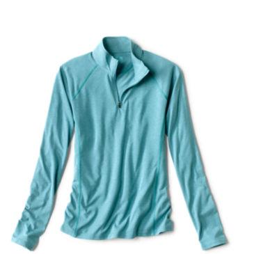 Women's drirelease®  Long-Sleeved Quarter-Zip Tee -