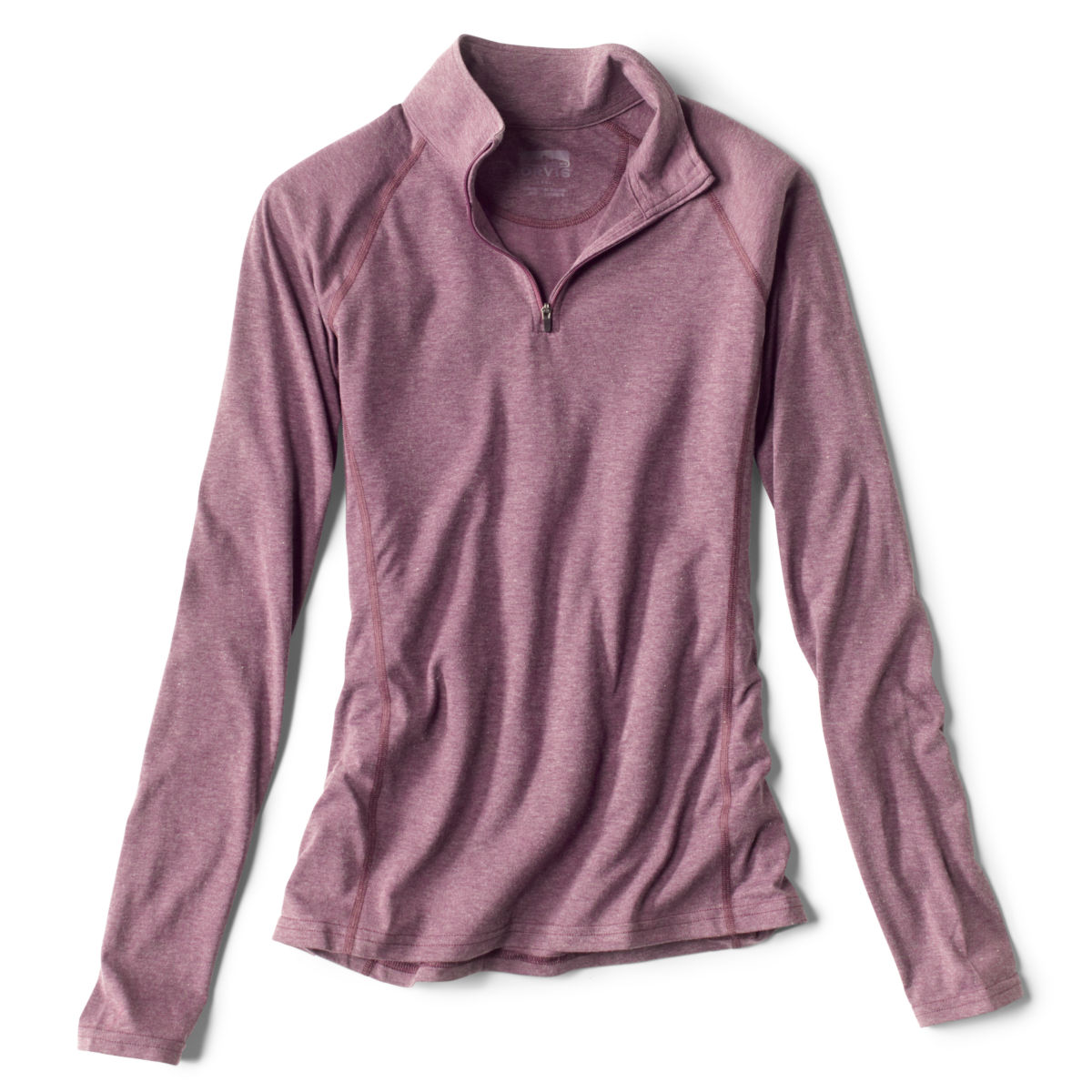 Women's drirelease®  Long-Sleeved Quarter-Zip Tee - image number 0