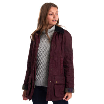 Barbour®  Women's Beadnell Polarquilt Jacket -  image number 1