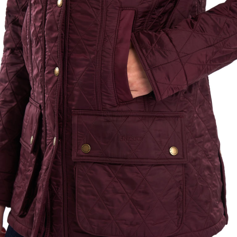 Barbour®  Women's Beadnell Polarquilt Jacket -  image number 4