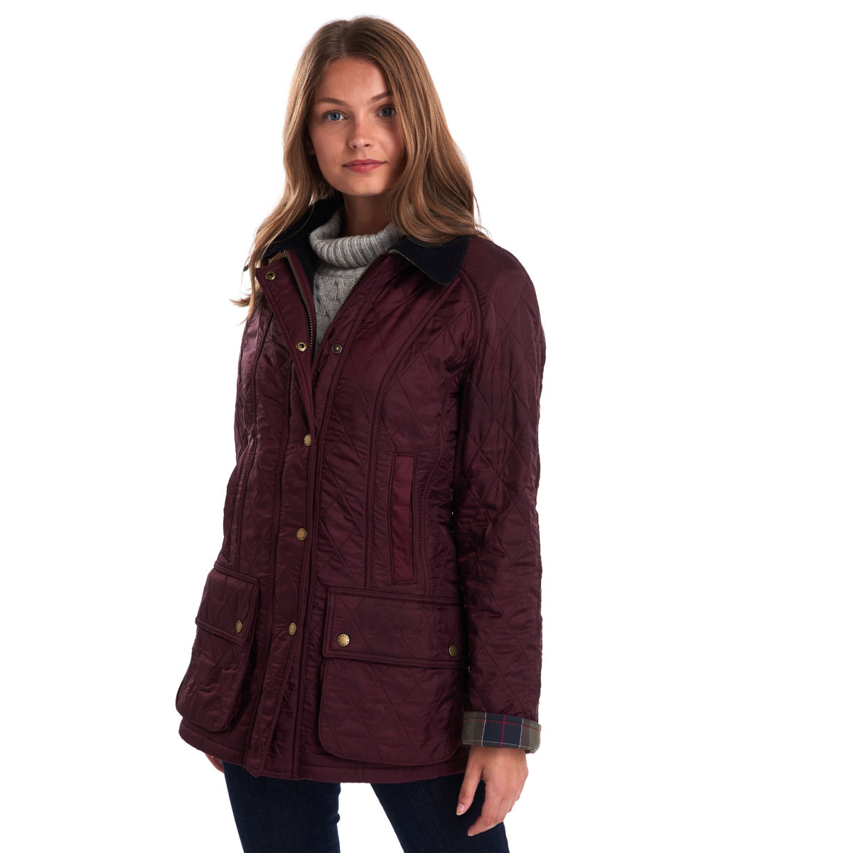 Barbour®  Women's Beadnell Polarquilt Jacket - image number 0