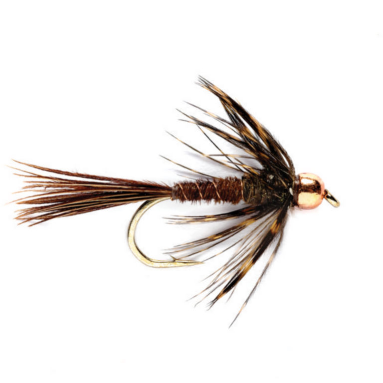 Bead Head Soft Hackle Pheasant Tail -  image number 0