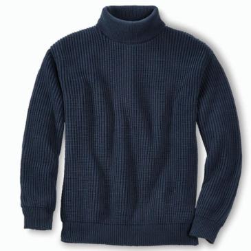 Cotton Submariner's Sweater -