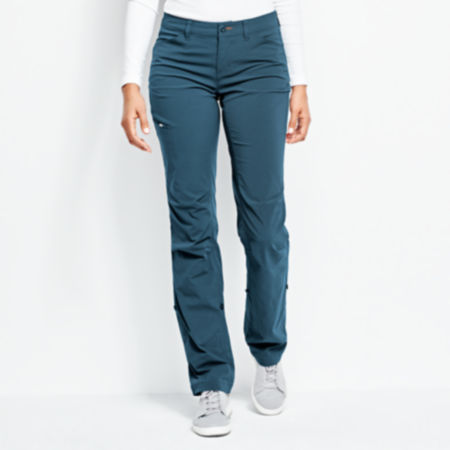 Waist-down image of a woman wearing Women's Jackson Quick-Dry Stretch Pants