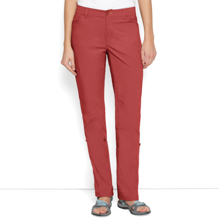Women's Jackson Quick-Dry Stretch Pants - SPICE image number 0