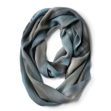 Handwoven Bamboo Infinity Scarf -  image number 0