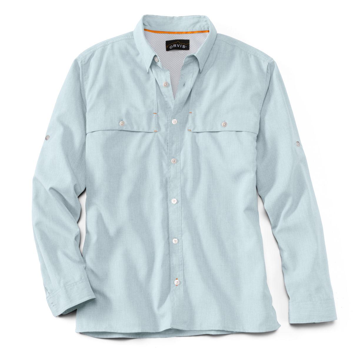 Sandpoint Long-Sleeved Shirt - SKY BLUEimage number 0