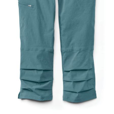 A pair of slate blue pants