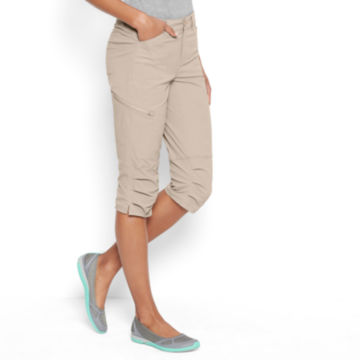 Jackson Quick-Dry Stretch Capris -  image number 1