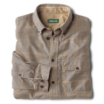 Spencer Houndstooth Pure Cotton Shirt -  image number 0