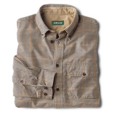 Spencer Houndstooth Pure Cotton Shirt -