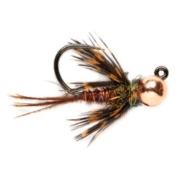 Tactical Soft Hackle Pheasant Tail Jig -  image number 0