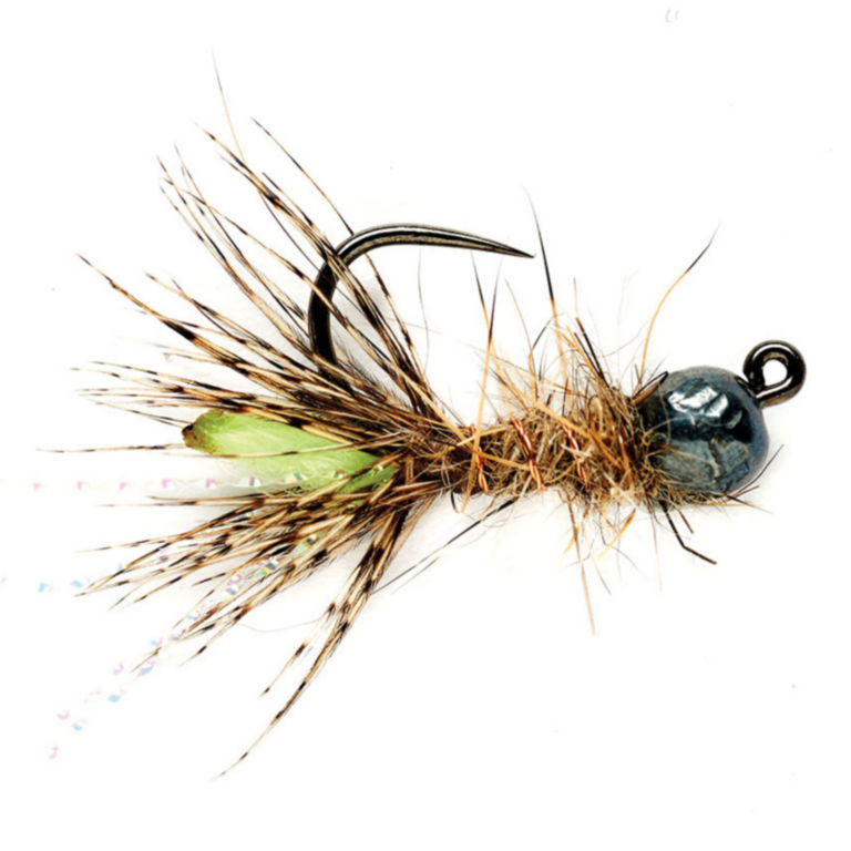 Tactical Peeping Caddis TH Jig -  image number 0